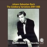 ヨハン・セバスティアン・バッハ : ゴルトベルク変奏曲 BWV988 / グレン・グールド (J.S.Bach: Goldberg Variations / Glenn Gould) [CD] [国内プレス] [日本語帯解説付] 画像