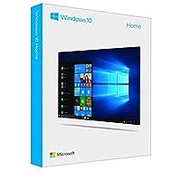 Microsoft Windows 10 Home Fall Creators Update適用 32bit/64bit 日本語版 (最新)  パッケージ版