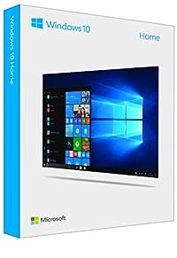 Microsoft Windows 10 Home Fall Creators Update適用 32bit/64bit 日本語版 (最新) |パッケージ版