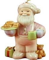 Lenox Santa's Midnight Snack Ornament [並行輸入品]