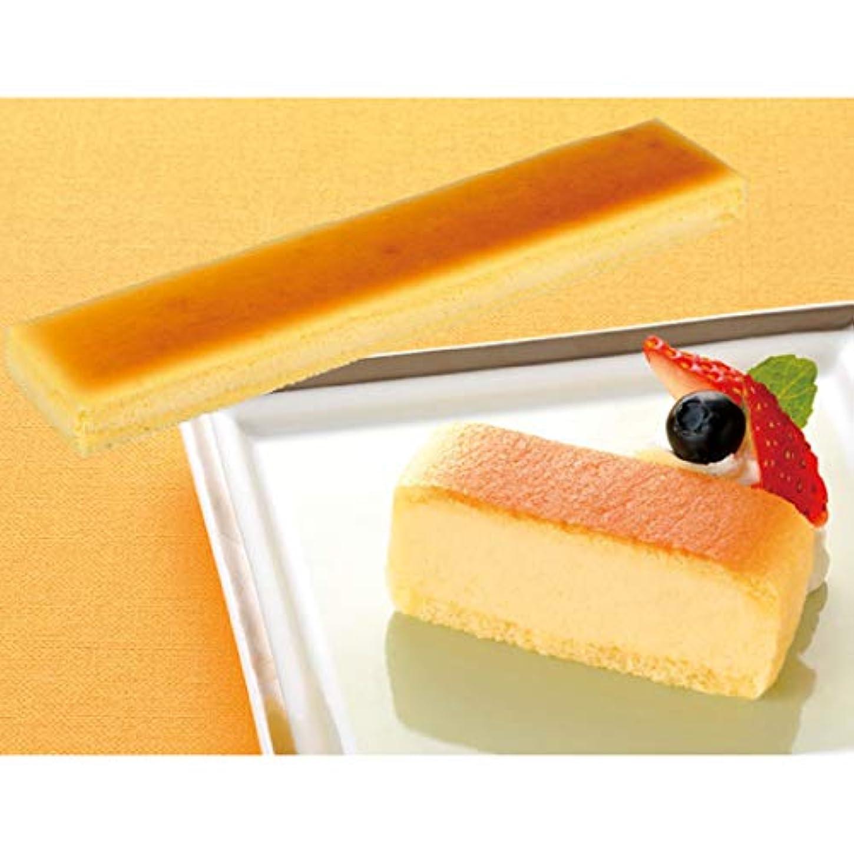 以降角度打撃【業務用】フレック フリーカットケーキ ベークドチーズ 冷凍 420g