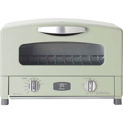 アラジン グラファイトトースター アラジングリーン CAT-GS13W 家電 調理家電 オーブントースター・トースター [並行輸入品]