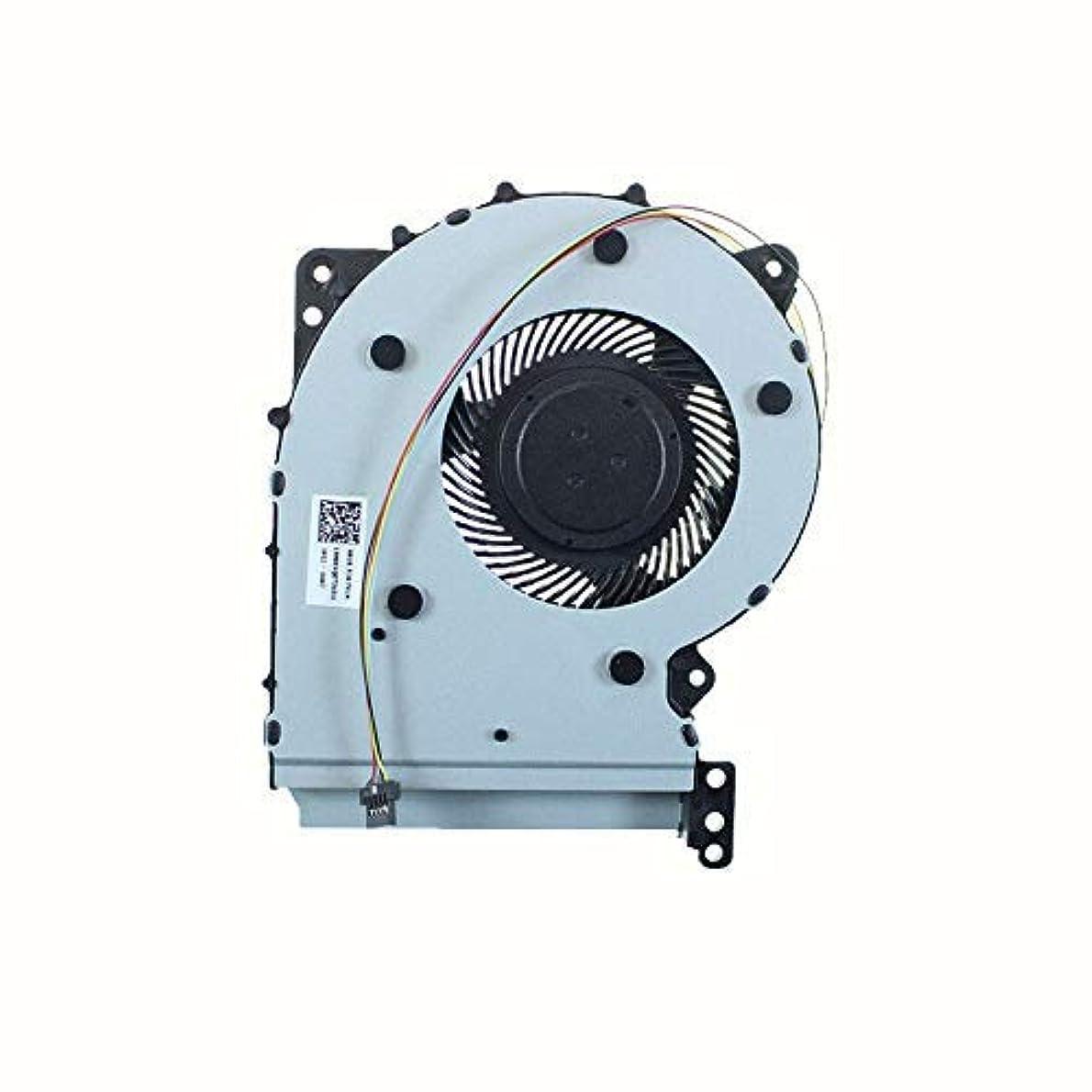 最大化するヤング呼び起こすノートパソコン CPUファン適用される ASUS A407UB A407MA A407UF A407UA P/N:13NB0HQ0T01011