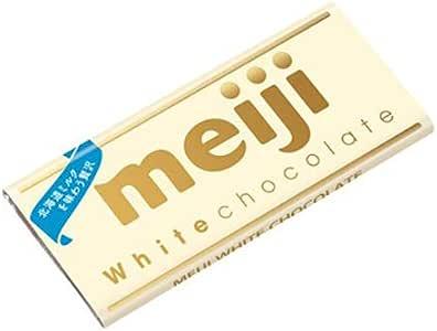 明治 ホワイトチョコレート 40g 7コ入り