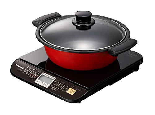 パナソニック IH調理器 鍋付き ブラック KZ-PG33-K