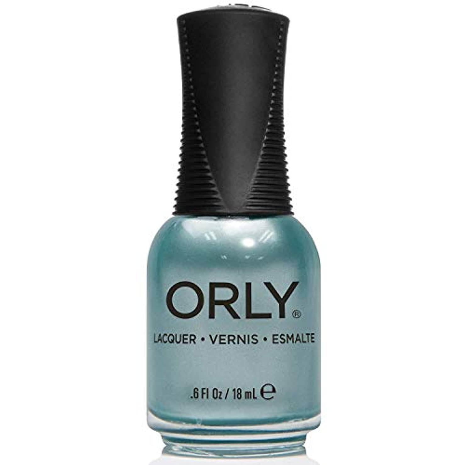 Orly Nail Lacquer - Pastel City 2018 Spring Collection - Electric Jungle - 18 mL / 0.6 oz