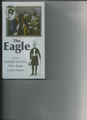 The Eagle [VHS] [Import] Rudolph Valentino Vilma Bánky Louise Dresser Albert Conti James A. Marcus