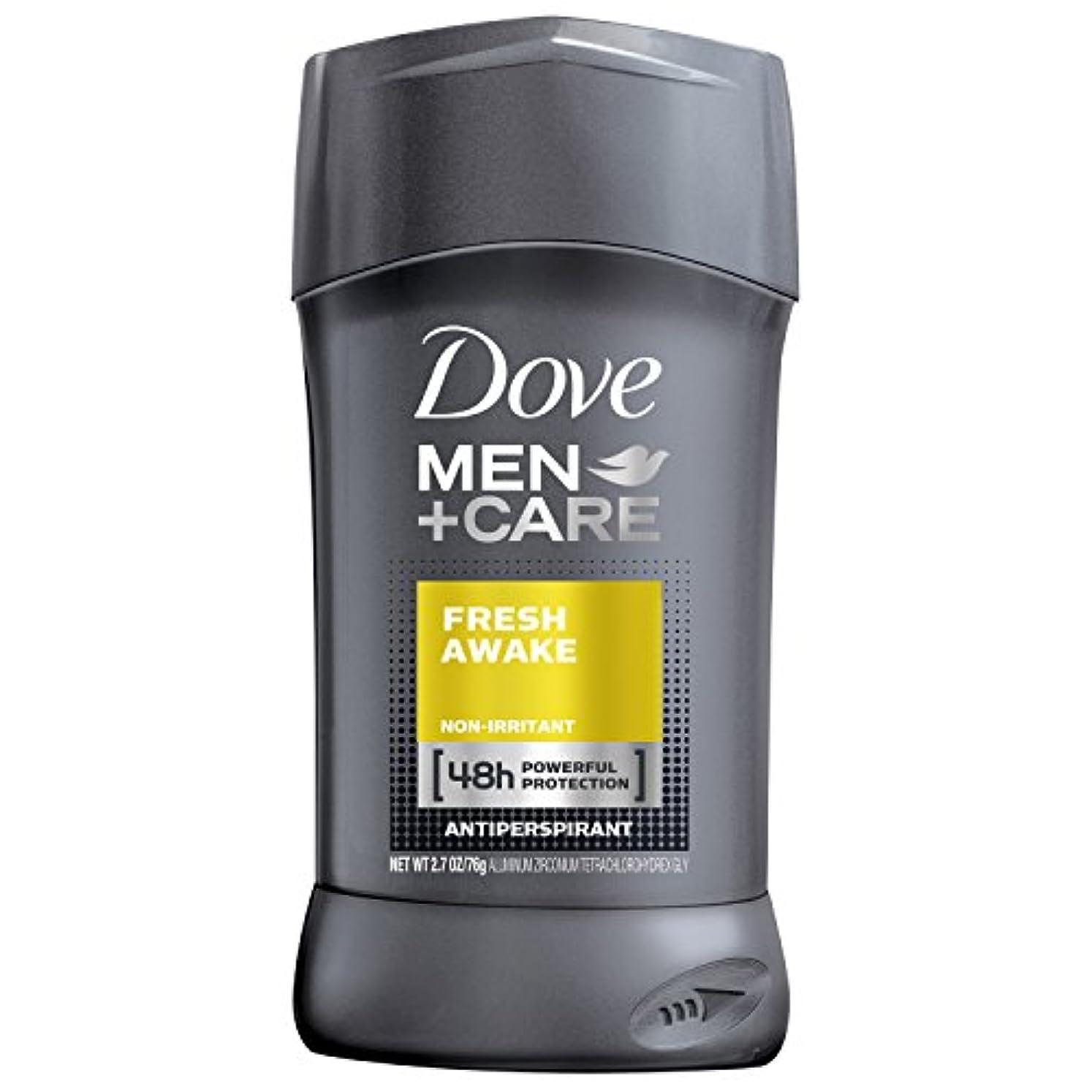 ナチュラル使い込む透明にDove Men + ダヴメン+ ケア デオドラントフレッシュアウェイク 70g 並行輸入品