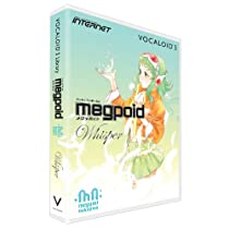 インターネット VOCALOID 3 Megpoid Whisper