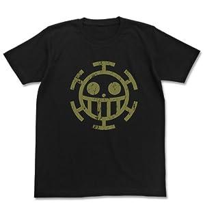 ワンピース ハートの海賊団Tシャツ ブラック サイズ:M