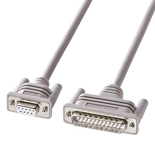 サンワサプライ エコRS-232Cケーブル KR-EC925CR2 1本