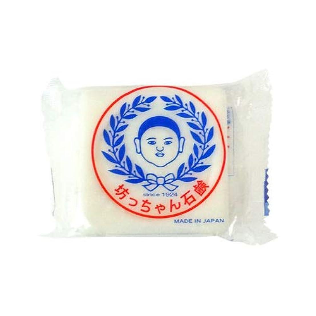 異常アライメントの量坊っちゃん石鹸 ミニサイズ 100g