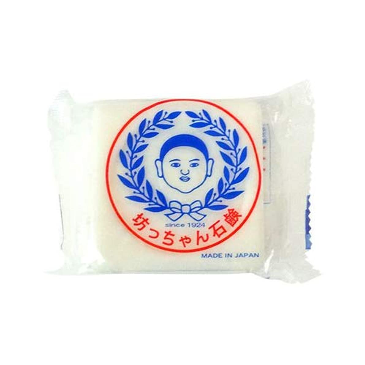 事務所夜間登る坊っちゃん石鹸 ミニサイズ 100g