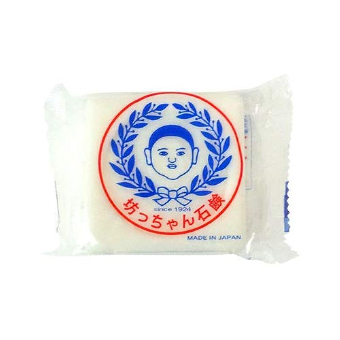 着陸征服冷蔵する坊っちゃん石鹸 ミニサイズ 100g