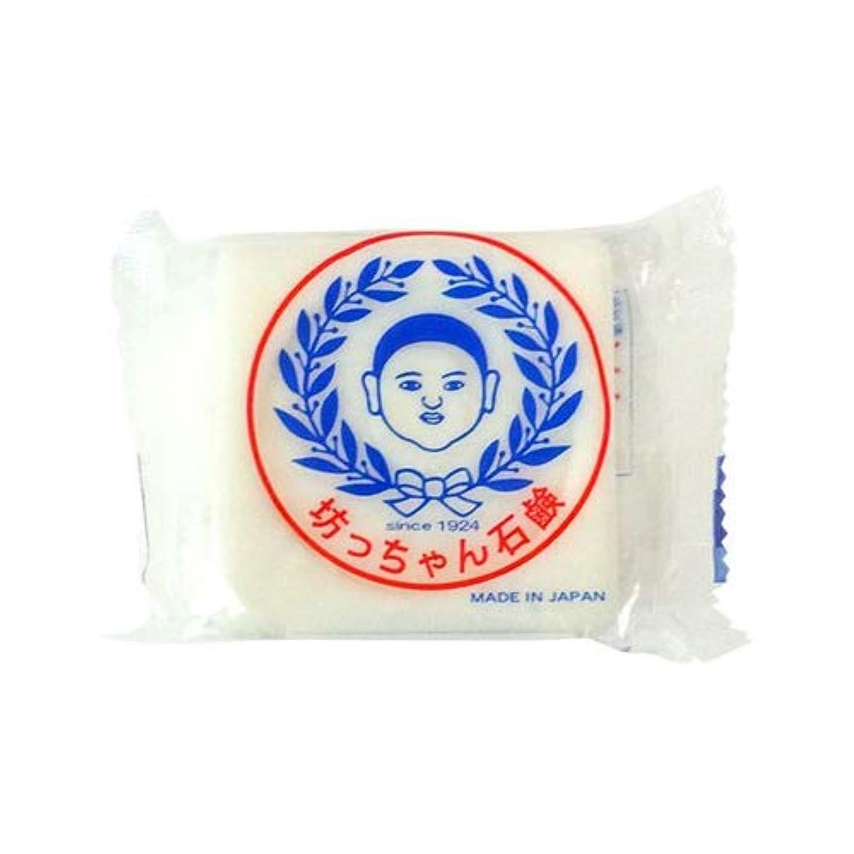 ウナギマイナスそのような坊っちゃん石鹸 ミニサイズ 100g