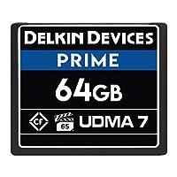 Delkin 64GB Compact Flashメモリカード1050x [ ddcfb105064g ]