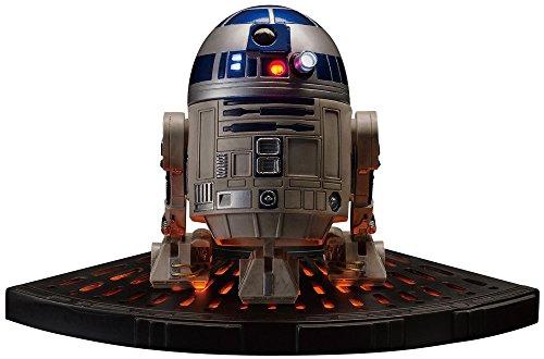 エッグアタック スター・ウォーズ エピソード5/帝国の逆襲 R2-D2 高さ約15センチ レジン製 塗装済み完成品フィギュア