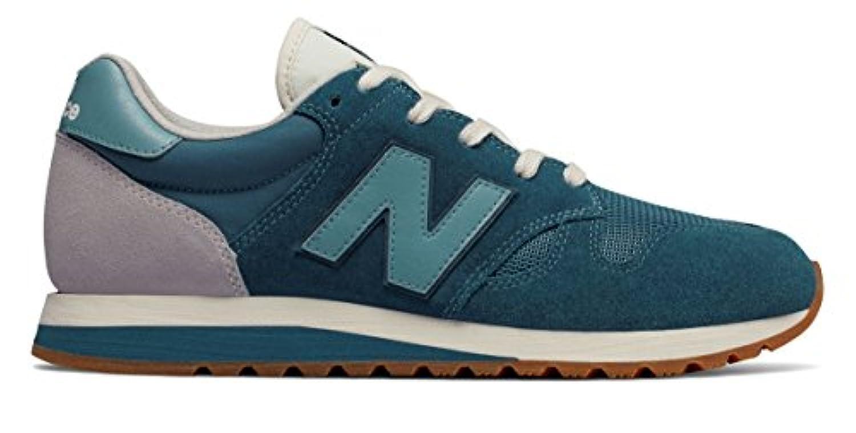 (ニューバランス) New Balance 靴?シューズ メンズライフスタイル 520 70s Running Dark Blue with North Sea ダーク ブルー シー Men's 10.5 , Women's 12 (M 28.5, W 29)