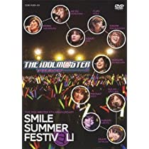 THE IDOLM@STER 6th ANNIVERSARY SMILE SUMMER FESTIV@L!  DVD BOX(3枚組)