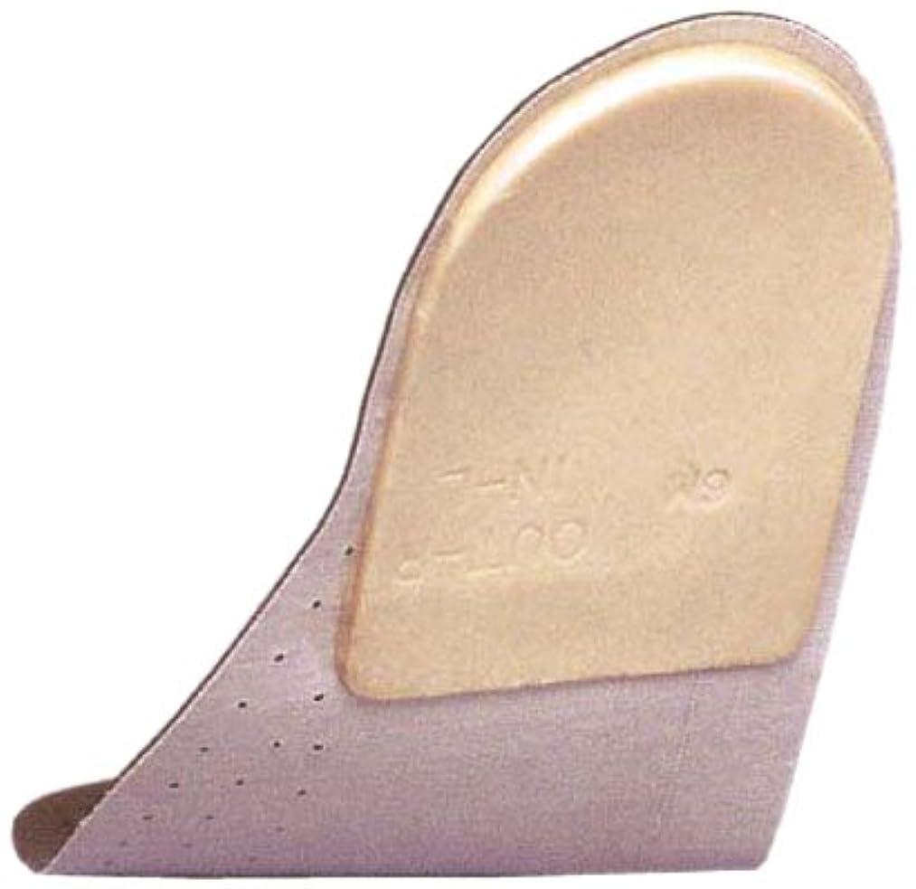 ブッシュ資格重さソルボ疲労対策 ウェッジヒールタイプ Mサイズ(24.5~26.0cm)ブラウン