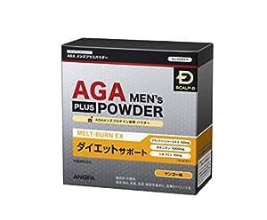 AGAメンズプロテイン プラスパウダー メルトバーンEX (マンゴー味)