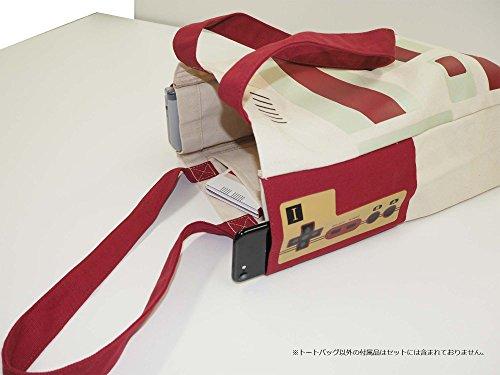 ニンテンドークラシックミニファミリーコンピュータ+ファミコントートバッグ【Amazon.co.jp限定】オリジナルポストカード(30枚セット)付