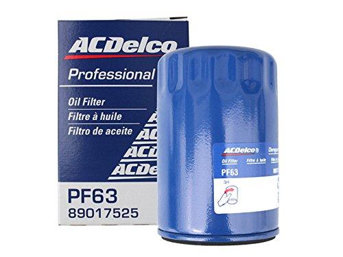 (エーシーデルコ) ACDelco オイルフィルター フレックス MKX MKT AC Delco PF63E