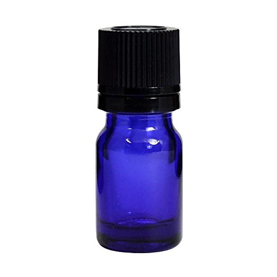 分析する魔術前文遮光瓶 ブルー TBG-5 5ml