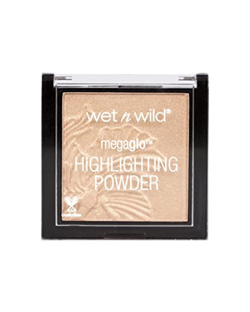 経営者出力司法WET N WILD MegaGlo Highlighting Powder - Precious Petals (並行輸入品)