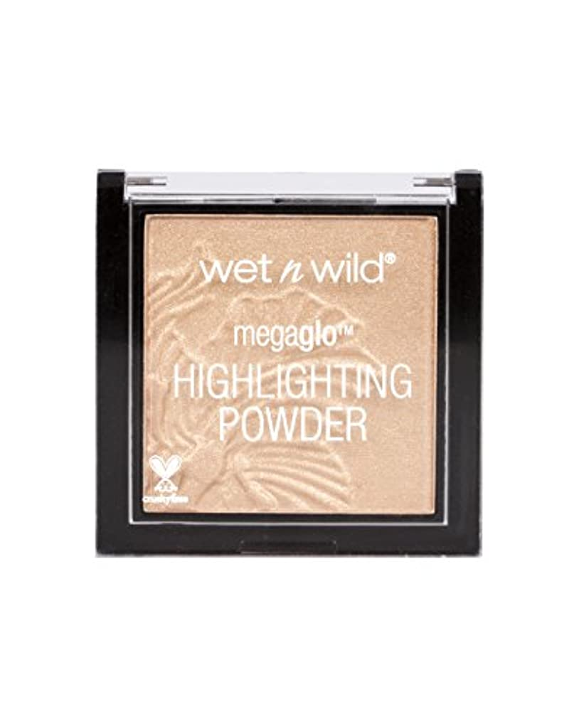 模索採用誰でもWET N WILD MegaGlo Highlighting Powder - Precious Petals (並行輸入品)
