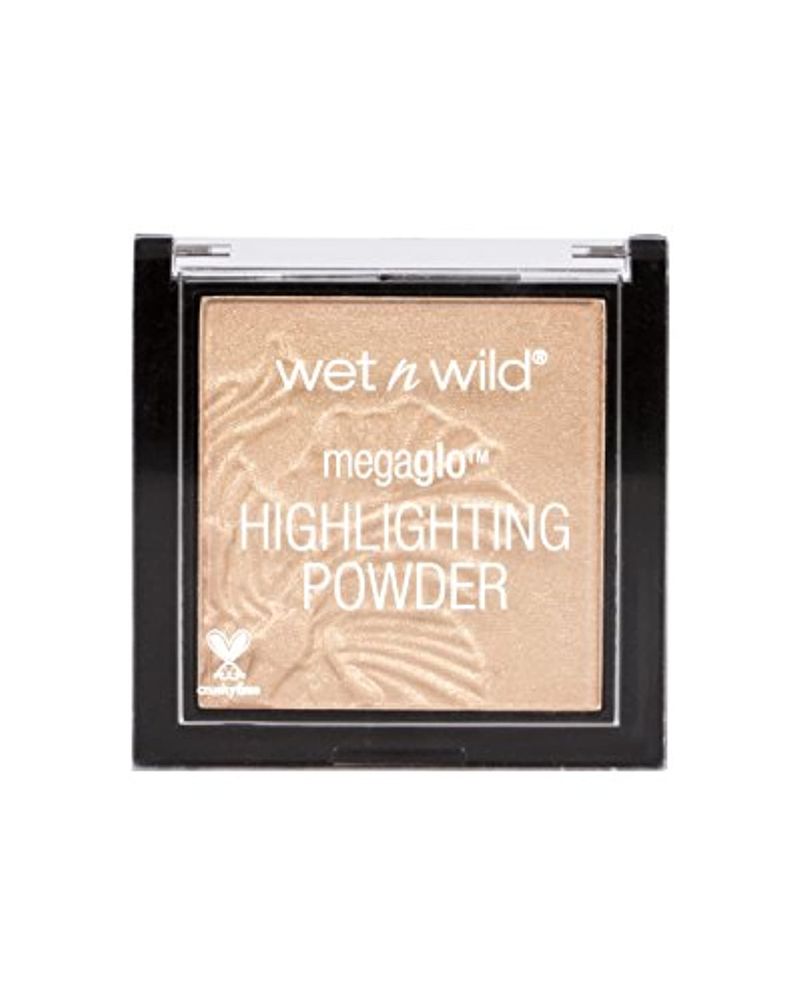 建設倒産大使館WET N WILD MegaGlo Highlighting Powder - Precious Petals (並行輸入品)