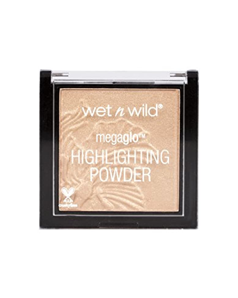 WET N WILD MegaGlo Highlighting Powder - Precious Petals (並行輸入品)
