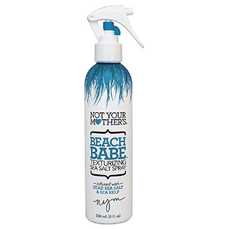 このヘア軽食Not Your Mothers Beach Babe Texturizing Sea Salt Spray, 8 oz