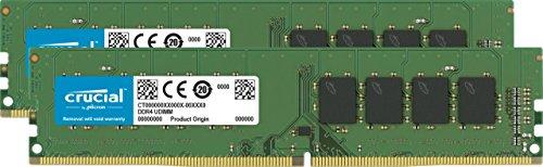 Crucial(Micron製) デスクトップPC用メモリ PC4-17000(DDR4-2133) 8GB×2枚 CL15 SRx8 288pin (永久保証)CT2K8G4DFS8213