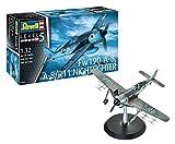 ドイツレベル 1/32 ドイツ空軍 フォッケウルフ Fw190A-8 夜間戦闘機 プラモデル 03926