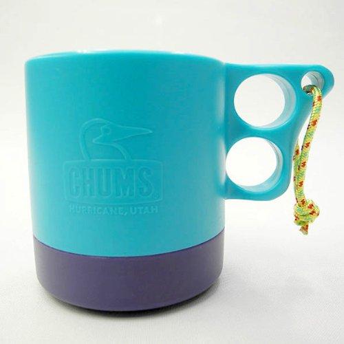 Camper Mug Cup II Teal/Purple チャムス