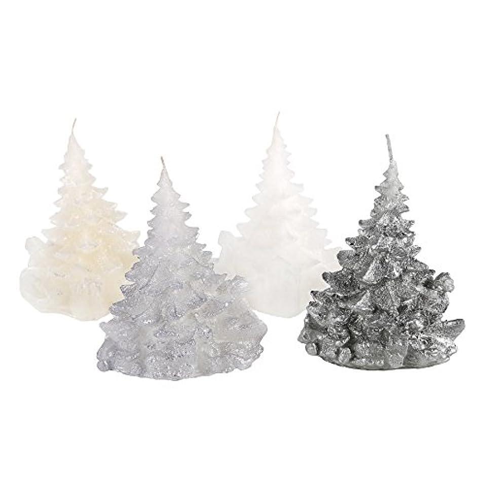 ムスタチオあそこ面白いCandle Atelierハンドメイド休日キャンドル Merry Christmas Trees 4F1-CTP1VTW-0SP