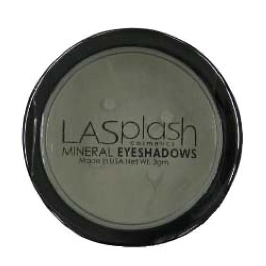 トレード頬骨振動するLASplash ミネラルアイスパークルアイシャドウホワイトパール236