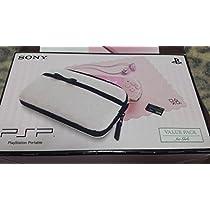PSP「プレイステーション・ポータブル」 バリュー・パック for Girls(PSPJ-30019)【メーカー生産終了】