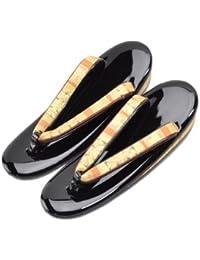 草履 単品 [並木] エナメル草履A-14 留袖 訪問着 色無地用 M Lサイズ 日本製 レディース