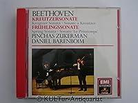 Violin Sonata.5, 9: Zukerman(Vn), Barenboim(P)
