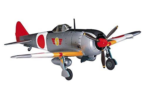 ハセガワ 1/72 日本陸軍 中島 二式単座戦闘機 鍾馗 プラモデル A2