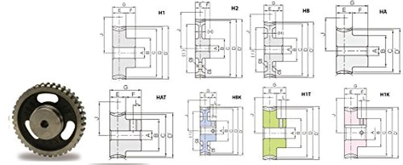 ヒューズ分泌する貫通トラスコ中山 KHK ウォームホイルCG4-40R1 CG440R1