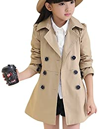 b79eecd8fc9fd Amazon.co.jp  160 - コート・ジャケット   ガールズ  服&ファッション小物