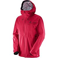 Salomon Men's QST Guard 3L Jacket Barbados Cherry Small [並行輸入品]
