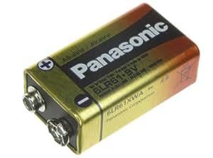 パナソニック アルカリ乾電池9V型 006P