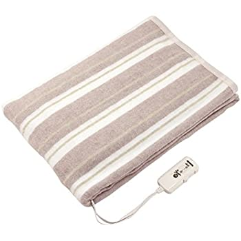 KOIZUMI(コイズミ) 電気掛敷毛布 【丸洗いできるから清潔に気持ちよく使える】 KDK-7556T