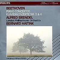 Beethoven: Piano Concertos 3/4