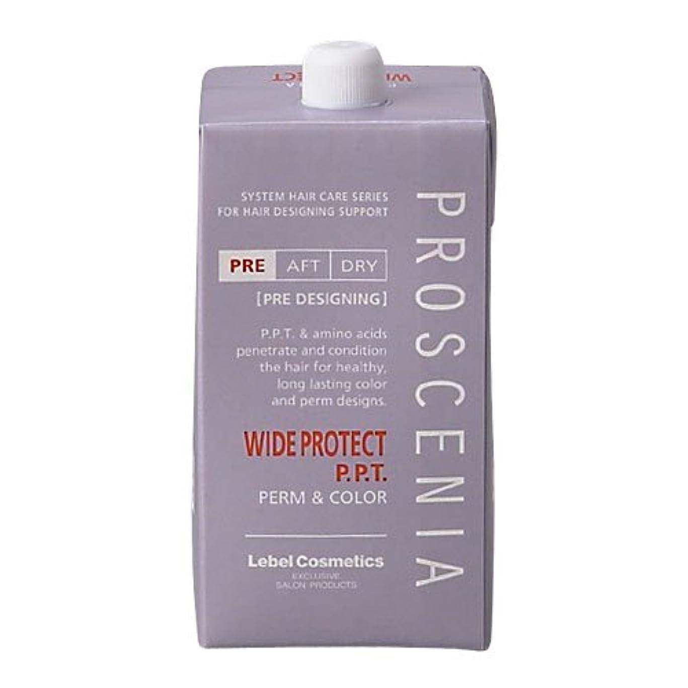 排泄するツイン短くするルベル プロセニア  ワイドプロテクト 1000ml リフィル