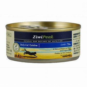 ZiwiPeak(ジウィピーク) キャット缶 ラム 85g